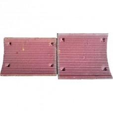 Деки дробилки КД-2 1368/1369