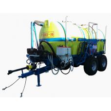 Машина для смешивания раствора и заправки опрыскивателя ТОПАЗ-10