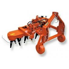 Фреза  для приствольной обработки почвы Rinieri EL200 с опорными колесами