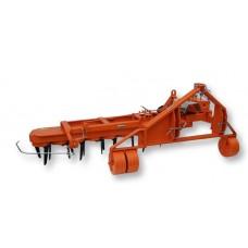 Культиватор  для приствольной обработки почвы Rinieri EP15/150 с вертикальными зубовыми роторами