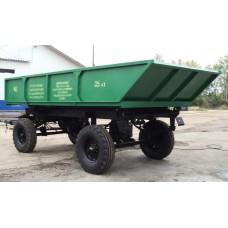 Прицеп тракторный герметичный 2ПТС-4,5С