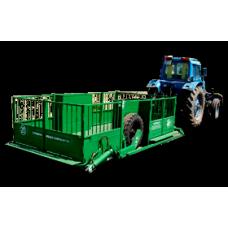 Трап-тележка для транспортировки свиней ТТ-1С