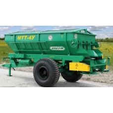 Машина для внесения твердых минеральных удобрений МТТ-4У