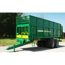 Машина для внесения твердых органических удобрений МТУ-20-1