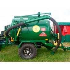 Машина для внесения жидких органических удобрений РЖТ-3М