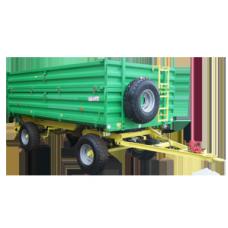 Прицеп тракторный 2ПТС-6,5 М