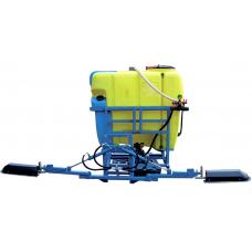 Опрыскиватель для обработки приствольных полос гербицидами ОВГ-600 (Гербицидник)