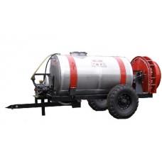 Опрыскиватель вентиляторный садовый ОВС-2000 (емкость из нержавеющей стали)