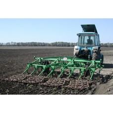Культиватор для сплошной обработки почвы КПС-4У