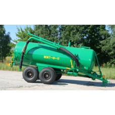 Машина для внесения жидких органических удобрений МЖТ-Ф-11